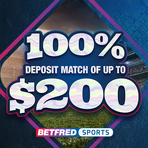 Betfred Sports Deposit Match